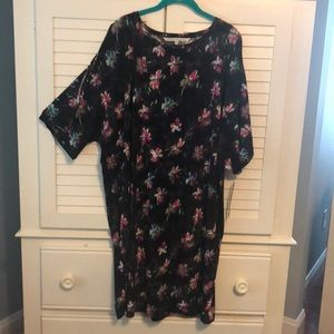 NWT Rachel Roy 2X Dress